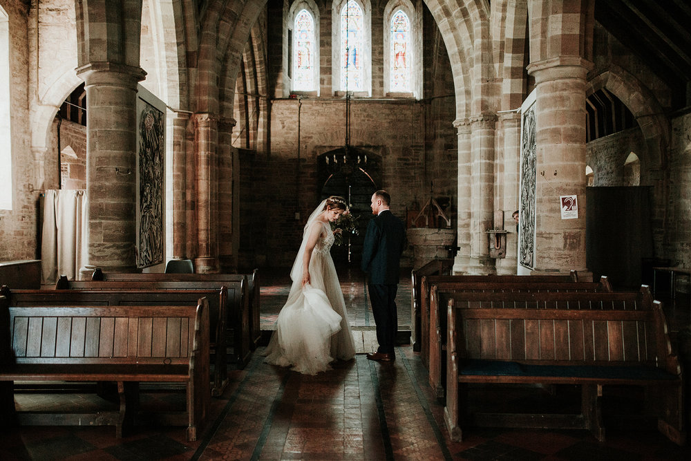 2018 WEDDING GIVEAWAY WINNERS: TABITHA + ASH- HEREFORDSHIRE, UK
