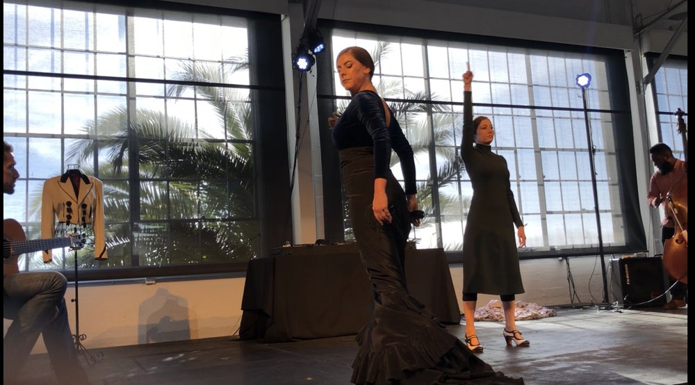 Community Engagement - Theatre Flamenco of San Francisco provides performance opportunities for local dancers and musicians at El Rincón Flamenco Show. We provided 7 El Rincón shows in 2018.  We also offer special workshops by guest artists from Spain for local dancers and musicians. We provide our studio space for dance classes or small event for local artists.