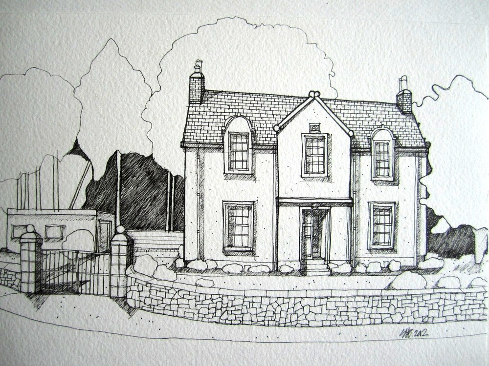 Image 3 - Susan Greenbank 2012 - Greenbank residence in Bridge of Allan, Scotland.JPG