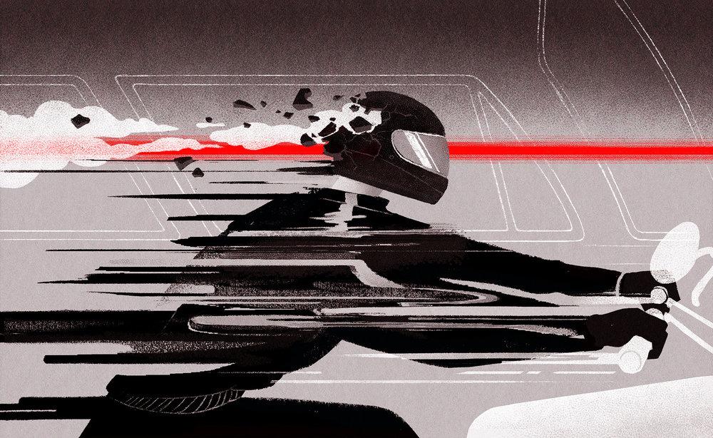 JALOPNIK, <i>What A Race Car Crash Does To Your Brain</i>