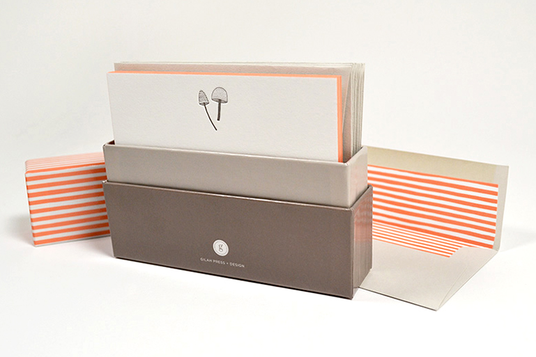 Mushrooms: Boxed Notes