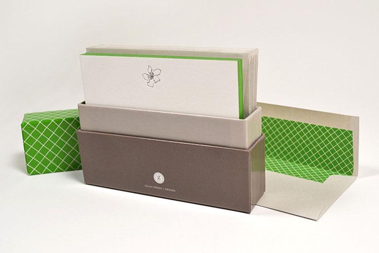 Botanicals: Boxed Notes