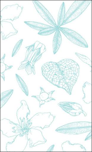 Botanicals: Patter Card