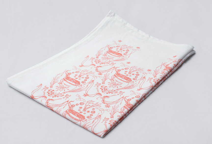 Pho: Tea Towel