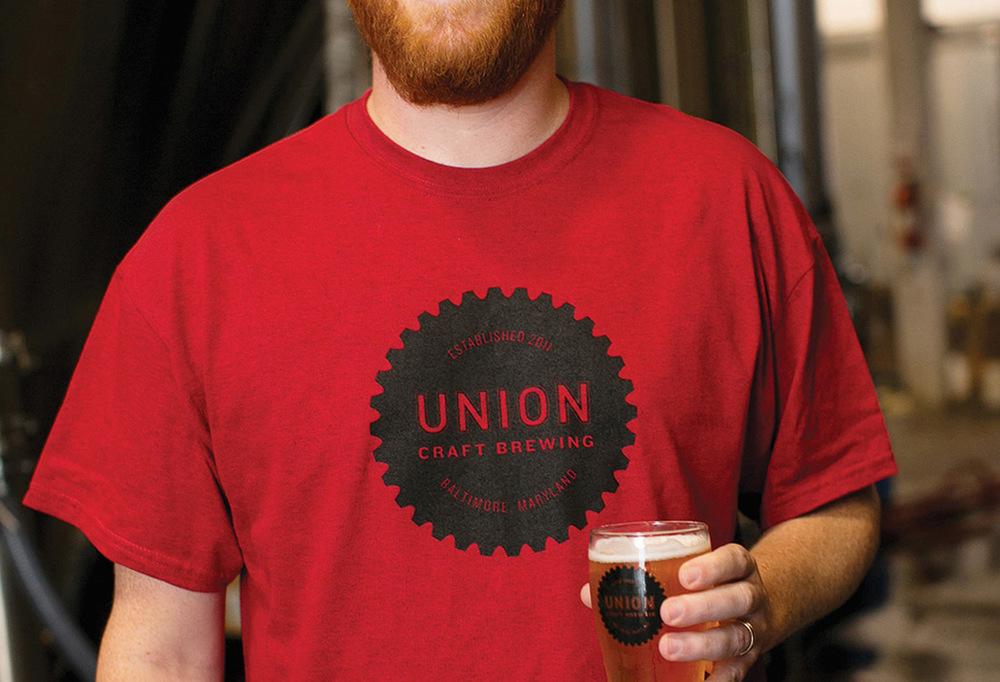 Union Craft Brewing: Apparel Design