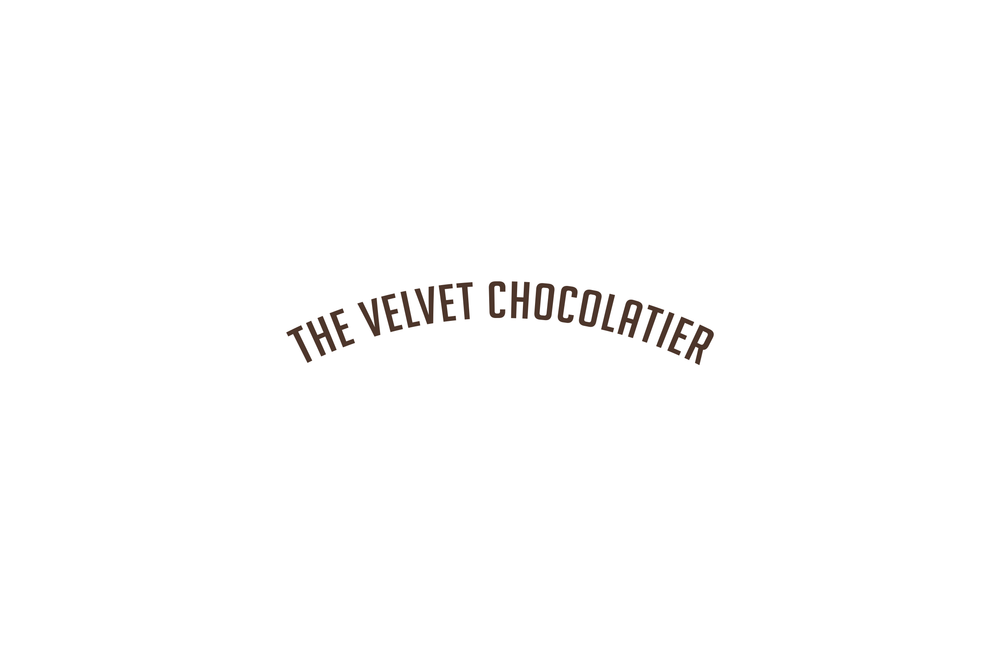 The Velvet Chocolatier: Logo Design