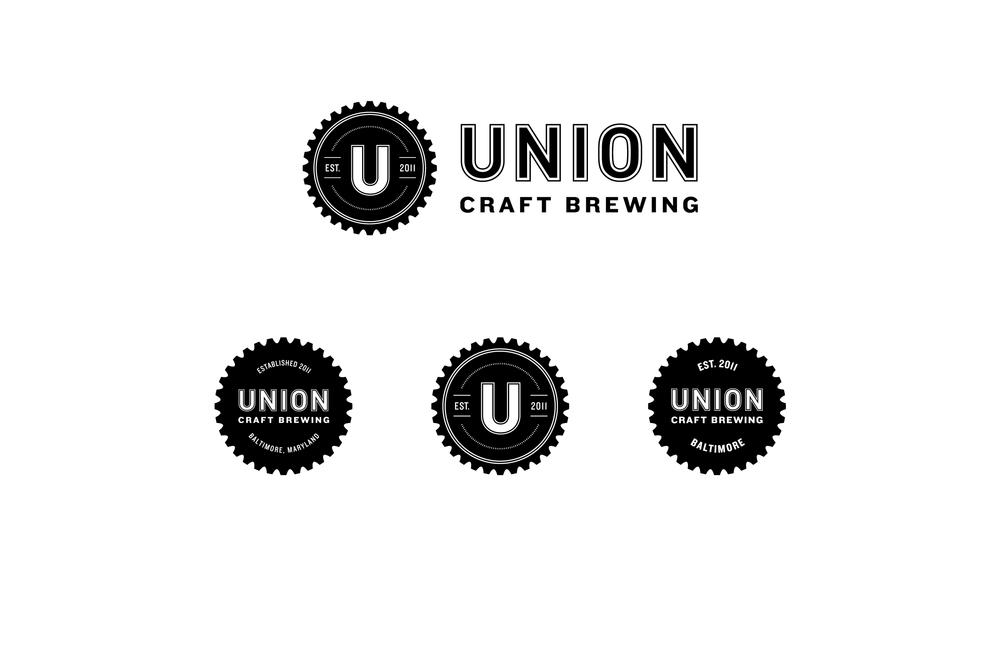 UNION Craft Brewing: Logo Design