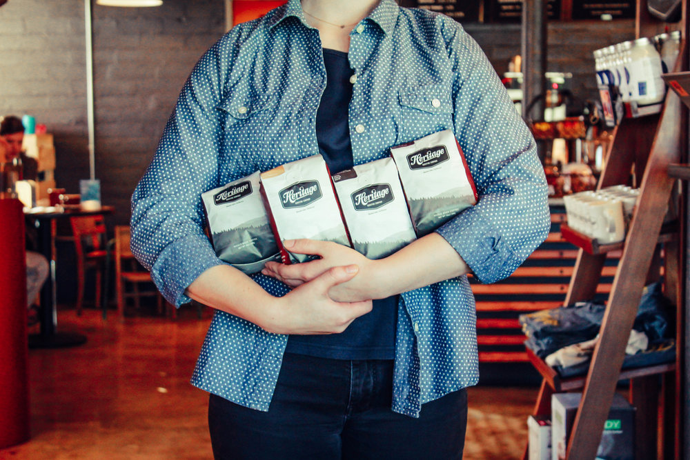 Coffee Club is Heritage Roasting Co's Monthly Coffee Subscription where you can have 1, 2, or 4 Bags of Whole Bean Coffee Shipped out to you!