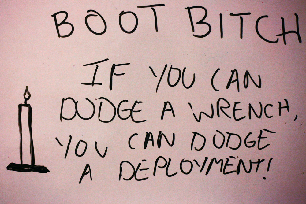 Boot bitch