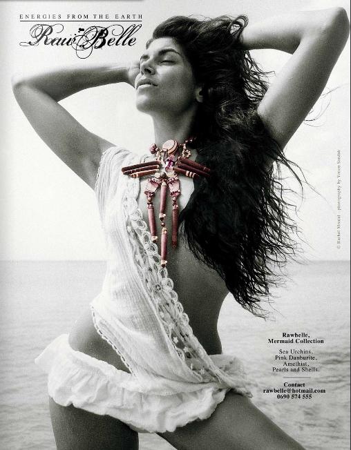 Rawbelle Magazine Ad