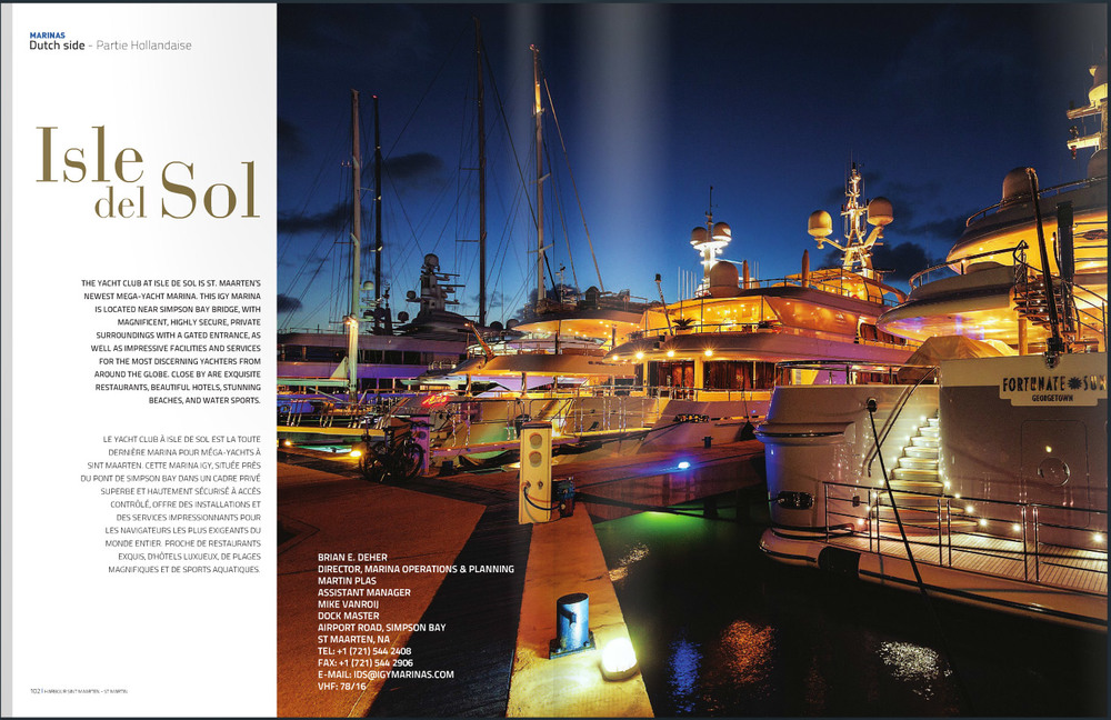 Harbour Magazine SXM 2014