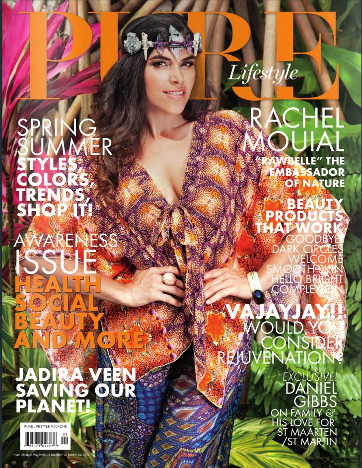 PURE Lifestyle Magazine - Spring 2012