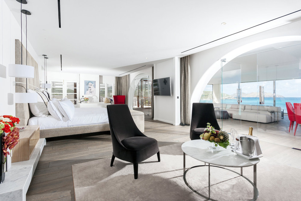 Columbus Suite at Eden Rock Hotel, St Barths