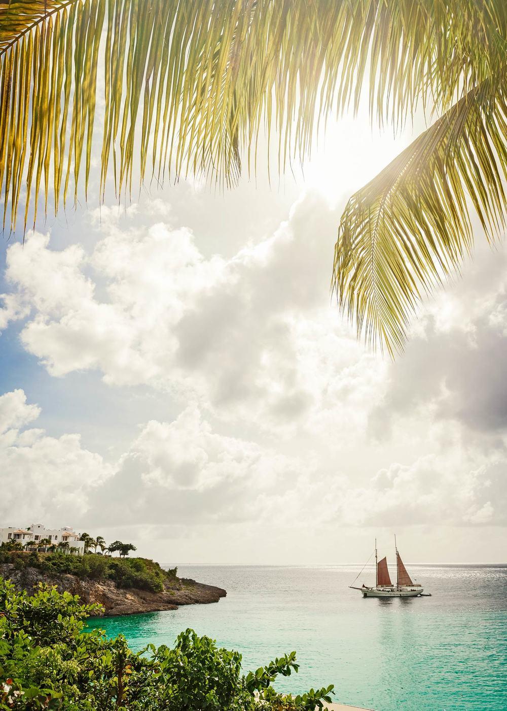 La Samanna, FWI, Caribbean