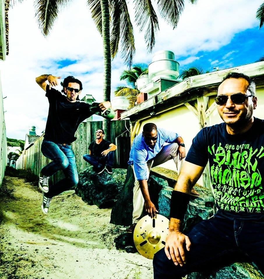 F4 - Alternative Rock band