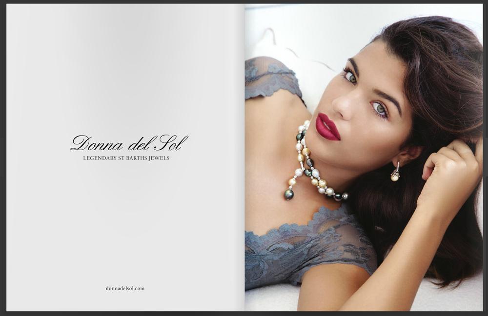 Donna Del Sol Magazine Ad