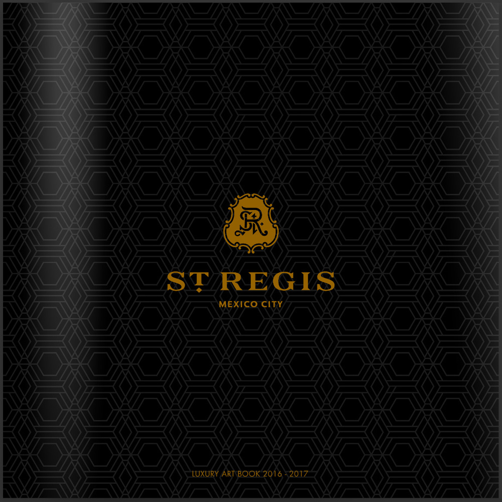 Luxury Art Book - St Regis, Mexico City