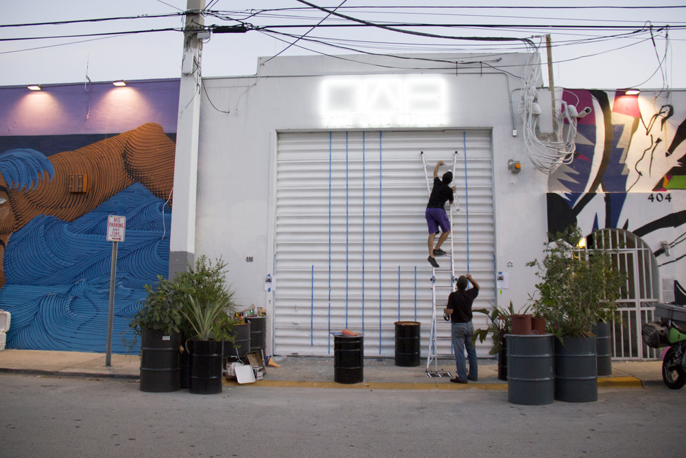 the lab miami mural