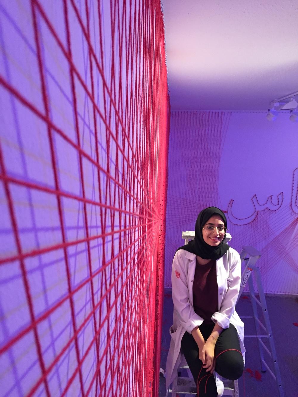 Sharjah Calligraphy Biennial 2016 (3).JPG