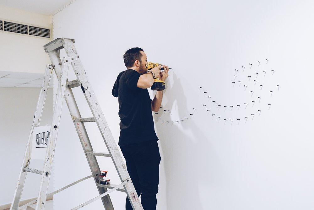 Copy of Calligraphy Biennial Camilo Rojas