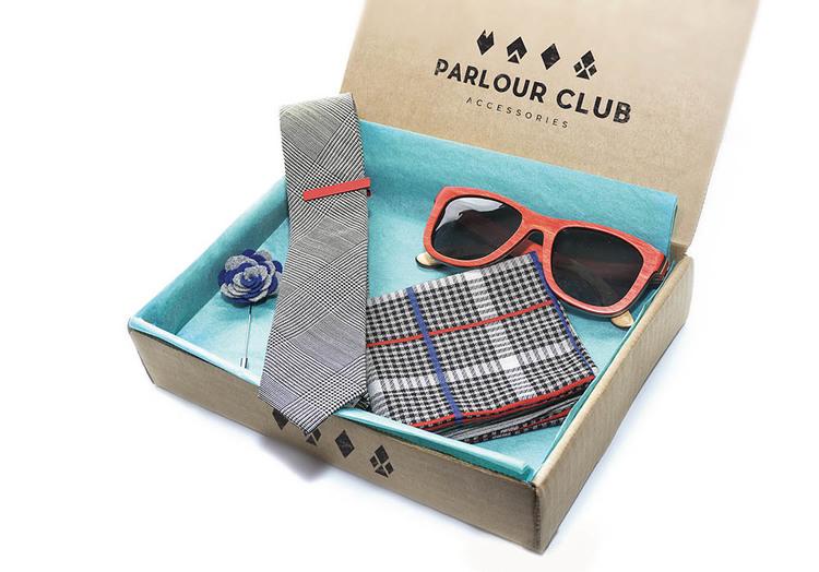 Parlour club matched box