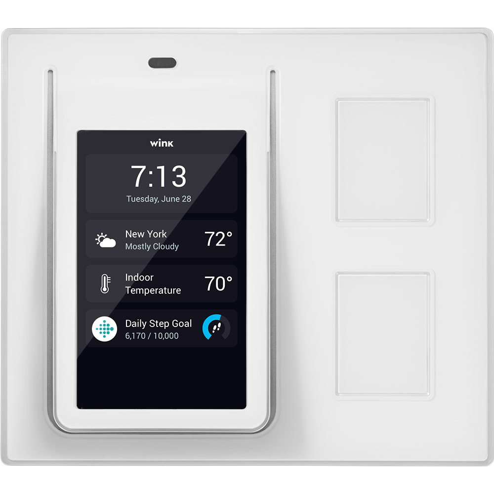 Wink Blog Am Trying To Install Ge Zwave Switches And Having No Luck Connect Fitbit Select The Settings Icon On Relay Homescreen Navigate Widgets Page Then Top Right