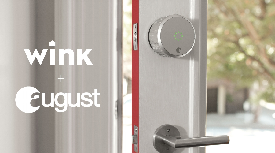 Wink Now Works With The August Smart Lock Wink Blog