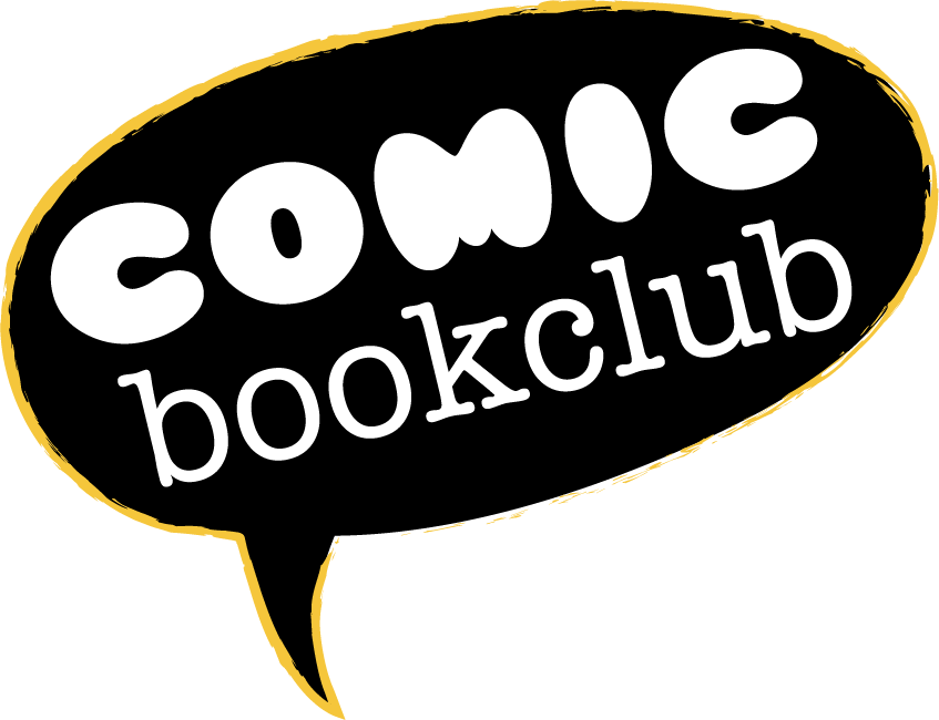 Comic Book Club (2-4pm)   - A curated book discussion group gathering monthly with a focus on thought-provoking comics, zines, and graphic novels.