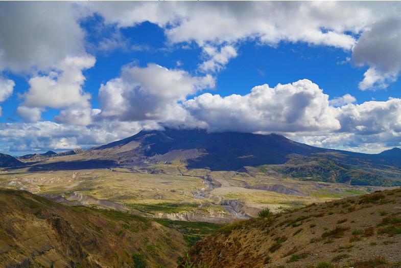 Johnston Ridge, photo by Andrew Utschig