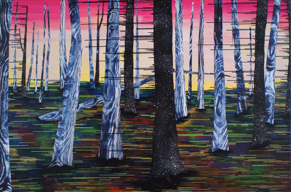 Glitch Forest