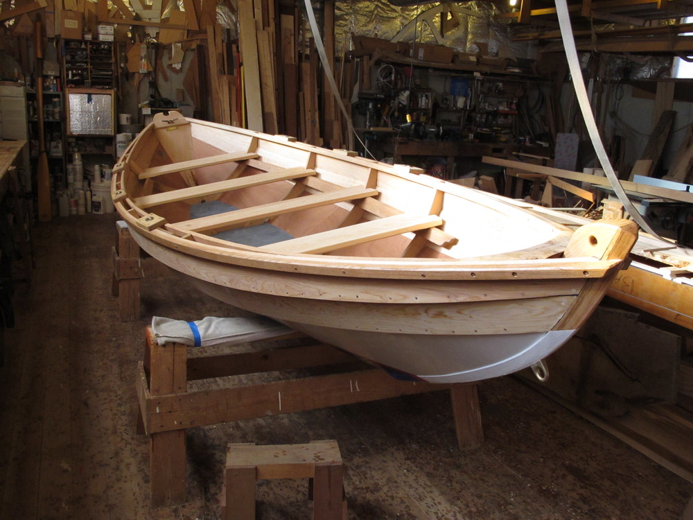 Finished Swampscott Dory