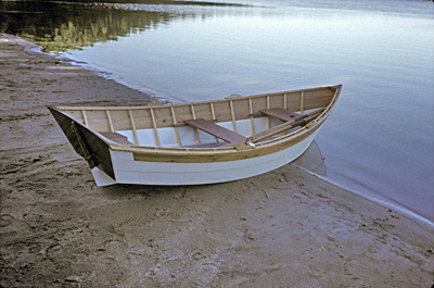 Original 11' Asa Thompson Skiff.