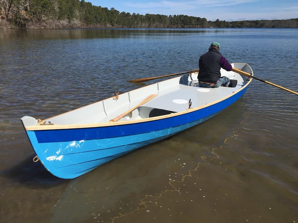 S610 Sea Trial