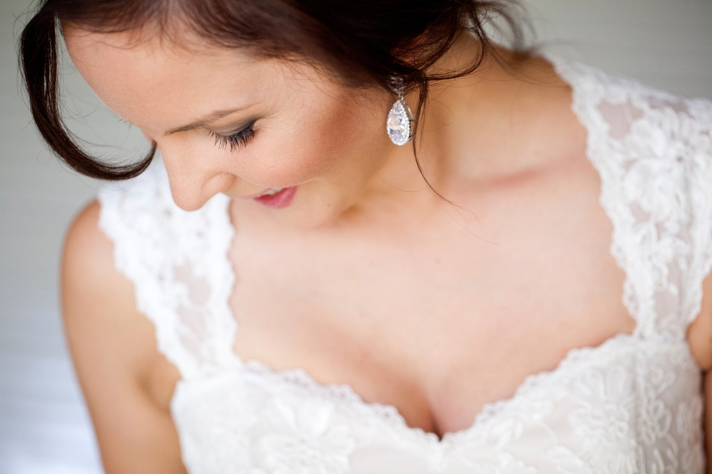 Canberra Wedding Photography - Bride getting ready