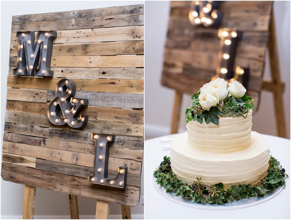 Decorations and cake made by Cake of your Dreams.
