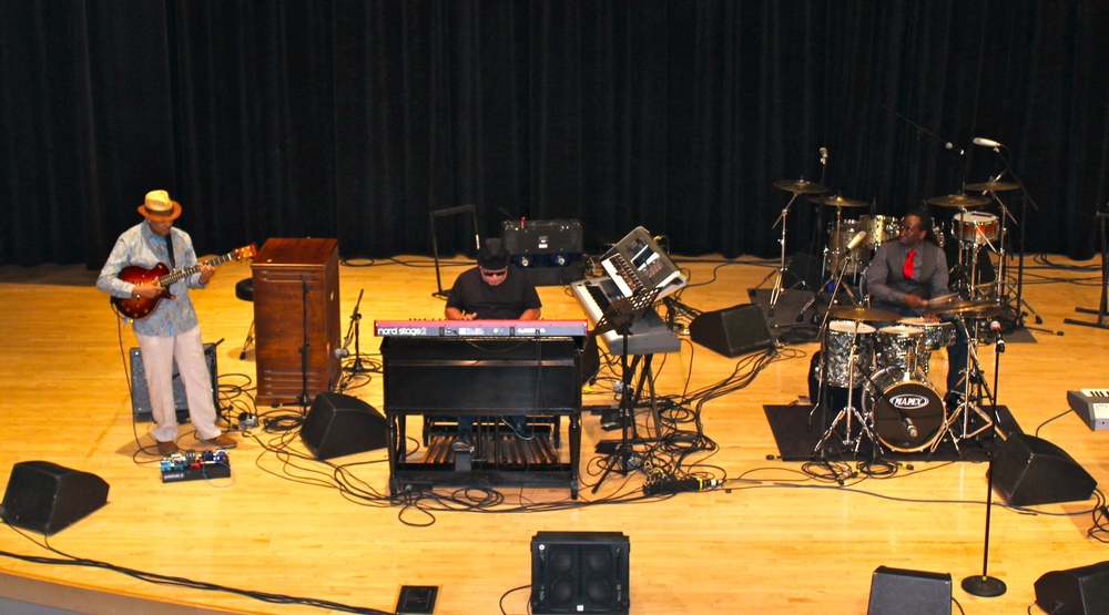 Exodus To Jazz, Hochstein School of Music