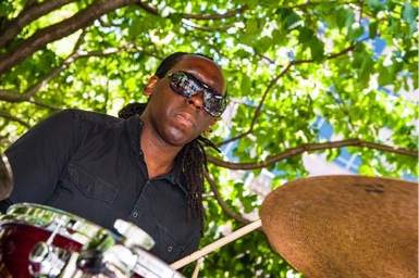 Sean Jefferson, Drums