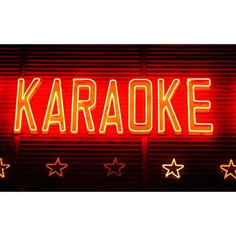 TONIGHT!!! Join us for an awesome night of karaoke and cocktails! The party begins at 9PM with our host @guillermo_s_burroughs 🎤🍺🍾🍸