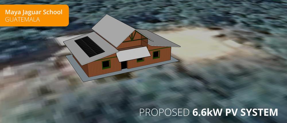 Twende Solar - Guatemala - 6.2kW Solar PV - Maya Jaguar - Adopt A Village