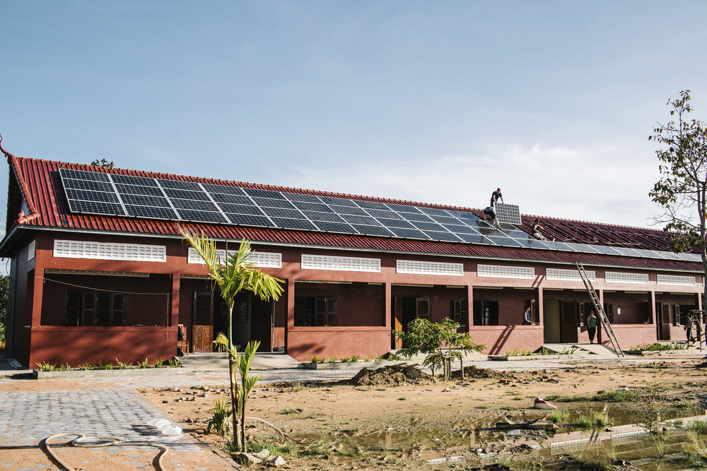 Twende Solar - 26kW Solar PV Installation - Project Video Premiere - Siem Reap, Cambodia - Portland, OR - January 15, 2017