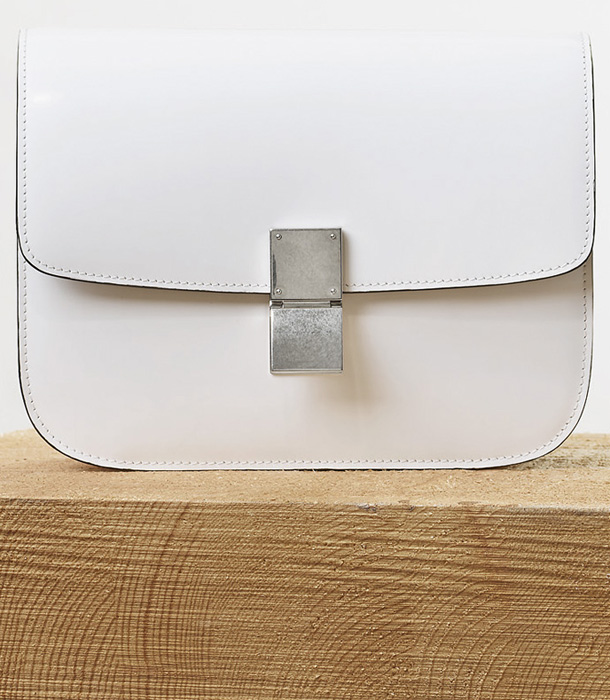 Celine Box Bag in Calfskin