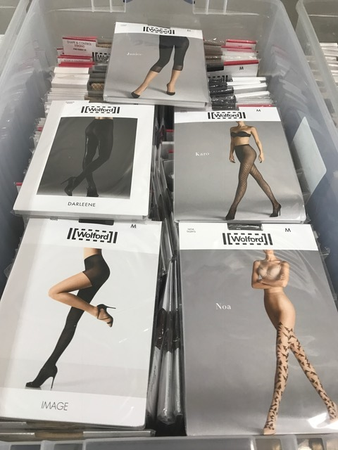Unique, luxe, and novelty tights. $18 and $45