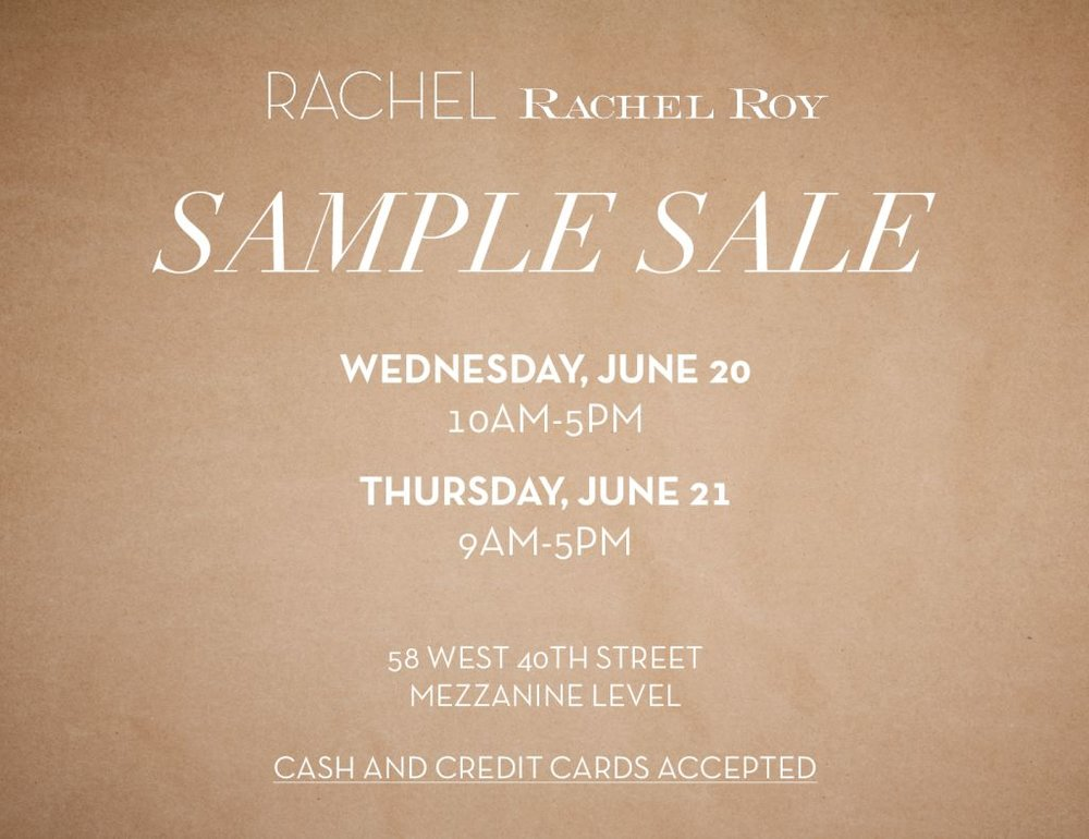 Rachel Roy Sample Sale- New York Sample Sale.jpg