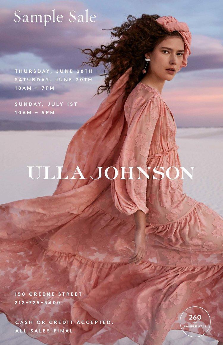Ulla Johnson Sample Sale- New York Sample Sale.jpg
