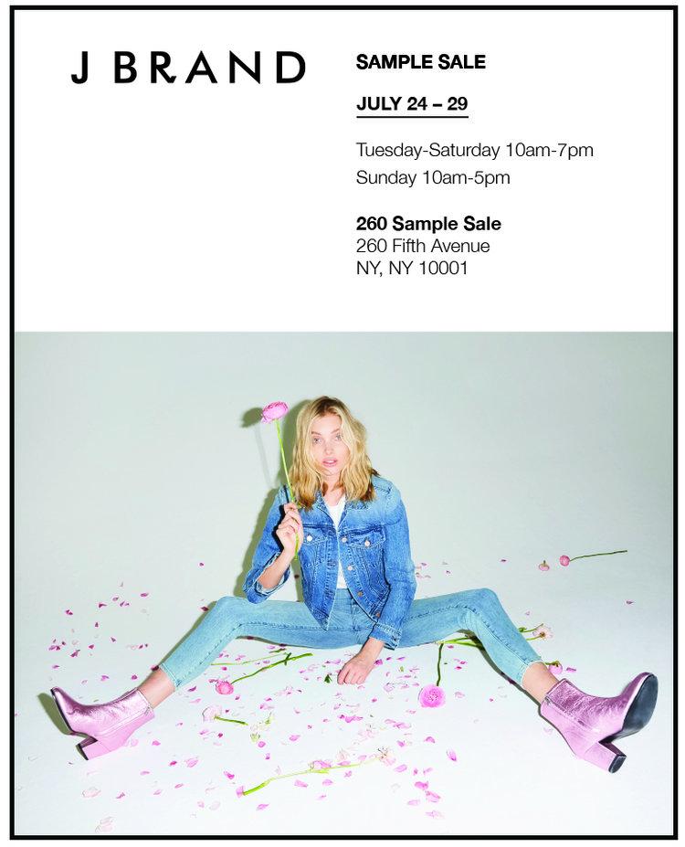 J Brand Sample Sale New York.jpg