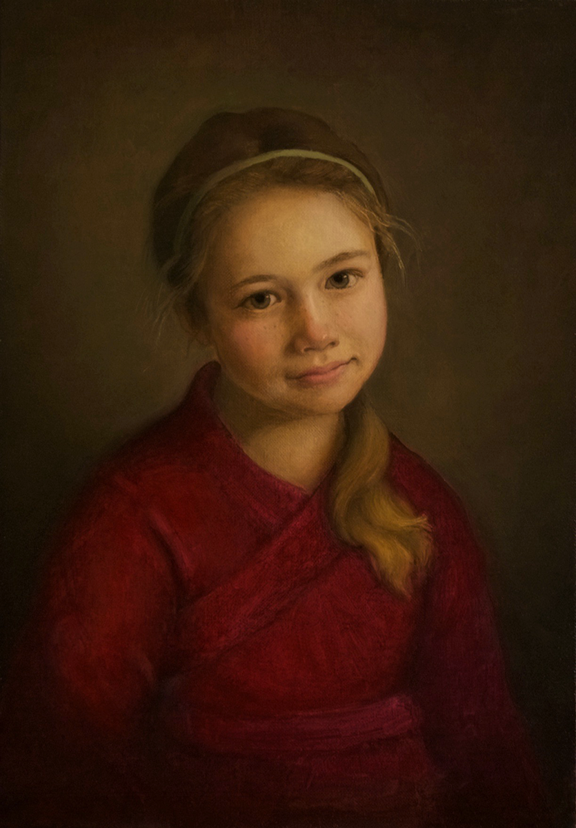 COMMISSIONED PORTRAIT