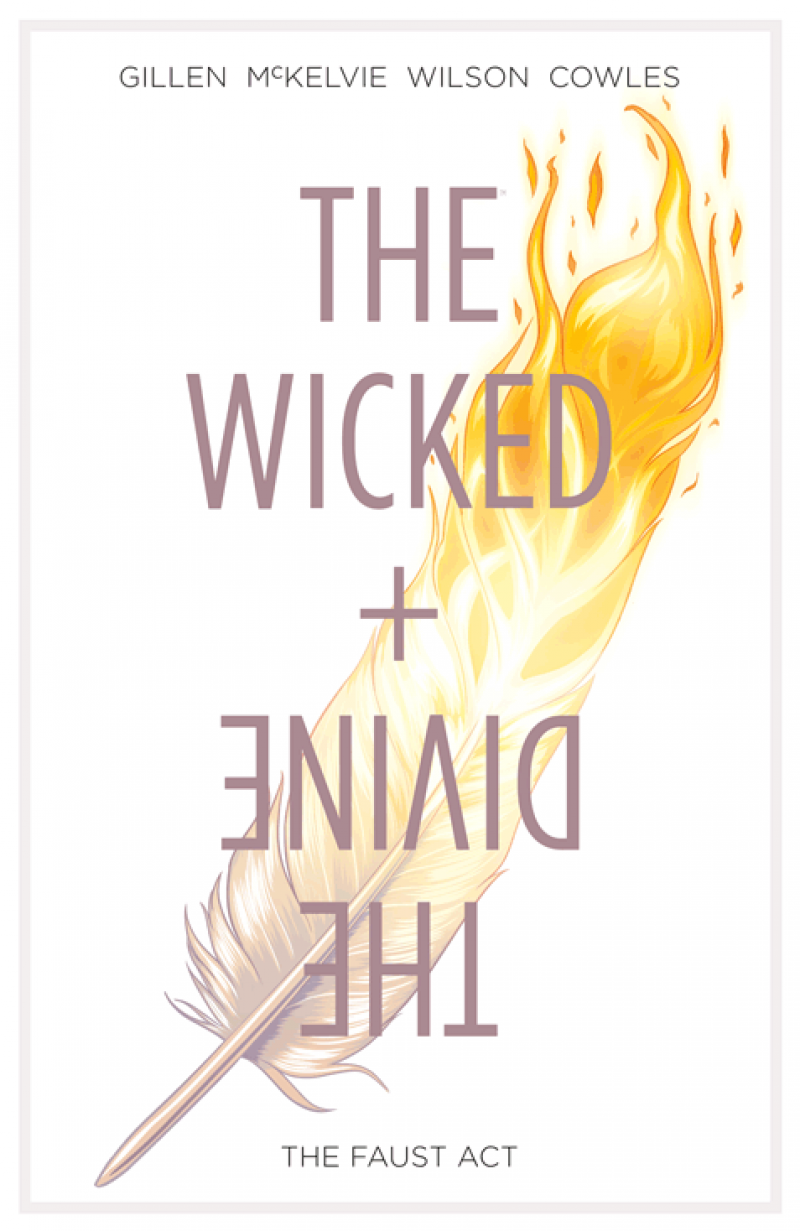 The Wicked and The Divine, Vol. 1: The Faust Act