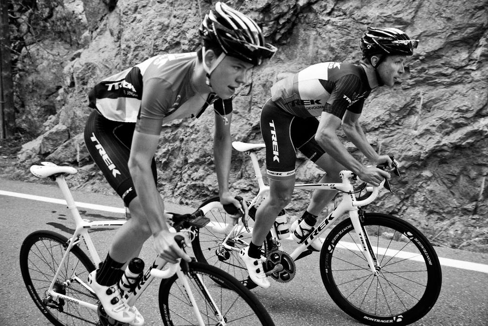 TREK BICYCLES: EMONDA & MADONE