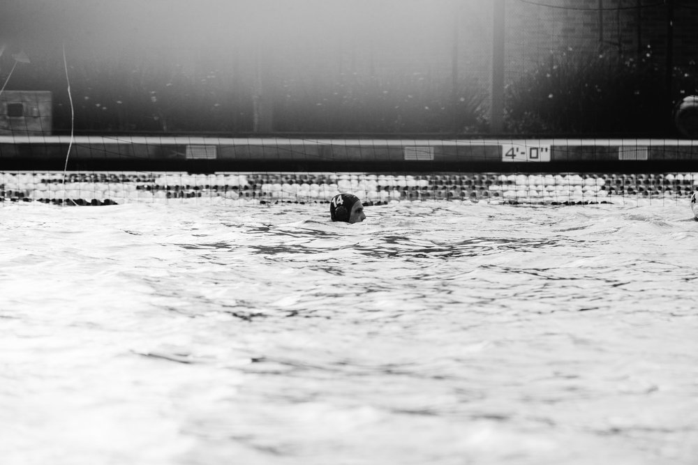 EDITORIAL / ESPN MAGAZINE / US Men's Water Polo