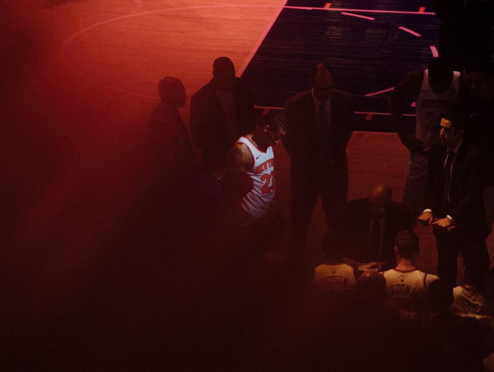 EDITORIAL / GOOD SPORT / NBA Opening Week